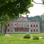 Усадьба Красное, главный дом