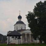 Усадьба Красное, церковь Иоанна Богослова