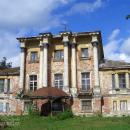 Усадьба Кривякино, главный дом. Фото Натальи Бондаревой 2004 г.