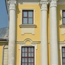 Усадьба Кривякино, главный дом (фрагмент фасада)