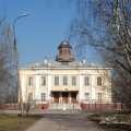 Усадьба Кунцево. Главный дом до пожара 2014 г.