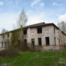 Усадьба Курово-Покровское, главный дом