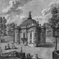 Усадьба Кусково, Эрмитаж. П.Ф. Лоран, 1770-е гг.