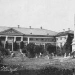 Усадьба Кусково, дворец. Парковый фасад