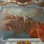 Усадьба Кусково интерьер дворца