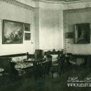 Усадьба Кузьминки, интерьер главного дома