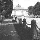Усадьба Кузьминки, триумфальная арка