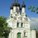 Усадьба Кузьминское, Знаменская церковь, фото 2005 г. Натальи Бондаревой