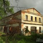 Усадьба Кузьминское, предположительно главный дом, фото 2005 г. Натальи Бондаревой