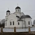 Усадьба Ламишино Казанская церковь