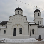 Казанская церковь в усадьбе Ламишино