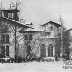 Усадьба Лисино-Корпус, охотничий дворец