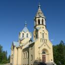 Лисино-Корпус. Церковь Происхождения Честных Древ Животворящего Креста Господня