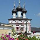 Усадьба Лопасня-Зачатьевское, церковь