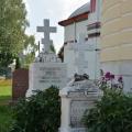 Усадьба Лопасня-Зачатьевское, некрополь Пушкиных и Ланских