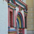 Усадьба Лопасня-Зачатьевское, церковь, фрагмент декора