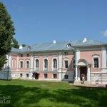 Усадьба Лопасня-Зачатьевское, главный дом