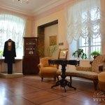 Усадьба Лопасня-Зачатьевское, главный дом, интерьер