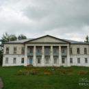 Усадьба Лунино, главный дом со стороны парадного двора