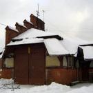 Усадьба Льялово, служебная постройка