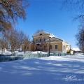 Льялово, дом священника