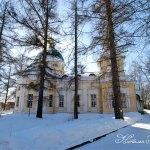 Усадьба Льялово. Церковь Рождества Богородицы
