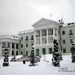 Усадьба Льялово. Здание д/о