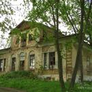 Усадьба Ляхово, главный дом