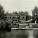 Белая дача в усадьбе Любимовка Сапожниковых (не сохранилась)