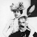 Константин Сергеевич Станиславский с супругой актрисой Марией Лилиной