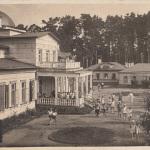Усадьба Любимовка дом Алексеевых - дом отдыха им. Калинина, 1931 г. (не сохранился)