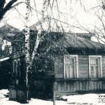 Церковь в усадьбе Любимовка. Фото Агафонова 1989 г.