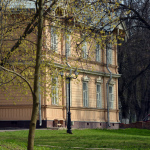 Усадьба Любимовка главный дом