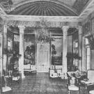 Усадьба Люблино, парадный зал дворца