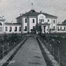 Усадьба Любвино, главный дом