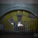 Усадьба Любвино дворец, полукруглое окно