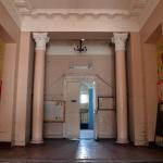 Усадьба Любвино дворец, вестибюль