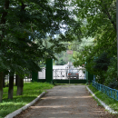 Усадьба Мальце-Бродово, бывшие парадные ворота