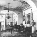 Усадьба Марьино Тосненский район, интерьер дворца