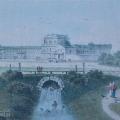 Е.И. Есаков Вид усадьбы Марьино в 1819 г.