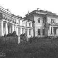 Дворец в усадьбе Марьино Ленинградская область
