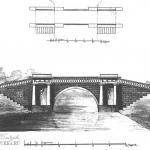 Парковая постройка (мост). Архитектор Х.Ф. Майер