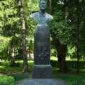 Усадьба Мелихово, бюст А.П. Чехова
