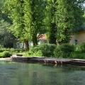 Усадьба Мелихово пруд