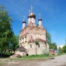 Усадьба Мещерское, Покровская церковь