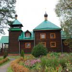 Усадьба Милюково. Церковь Михаила Архангела