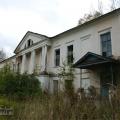 Усадьба Млевичи, главный дом