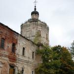 Усадьба Млевичи, церковь