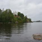 Парк Монрепо, остров Людвигштайн и капелла