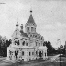 Усадьба Муромцево церковь